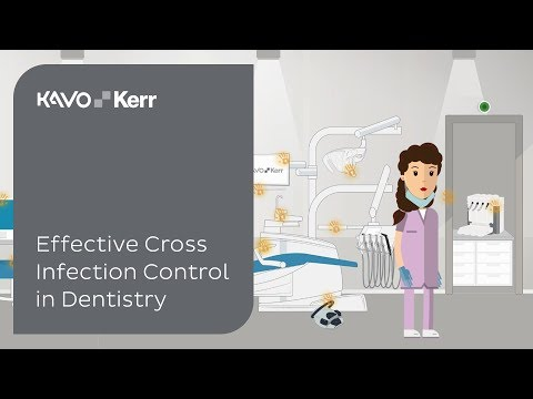 Effective Cross Infection Control In Dentistry – With KaVo Kerr (EN VIDEO)