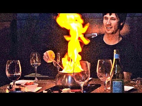 The Melting Pot Fondue Restaurant in Viera!
