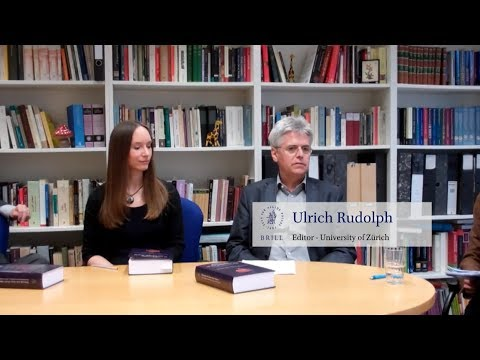 Philosophy in the Islamic World - Ulrich Rudolph on the unique aspects of this work