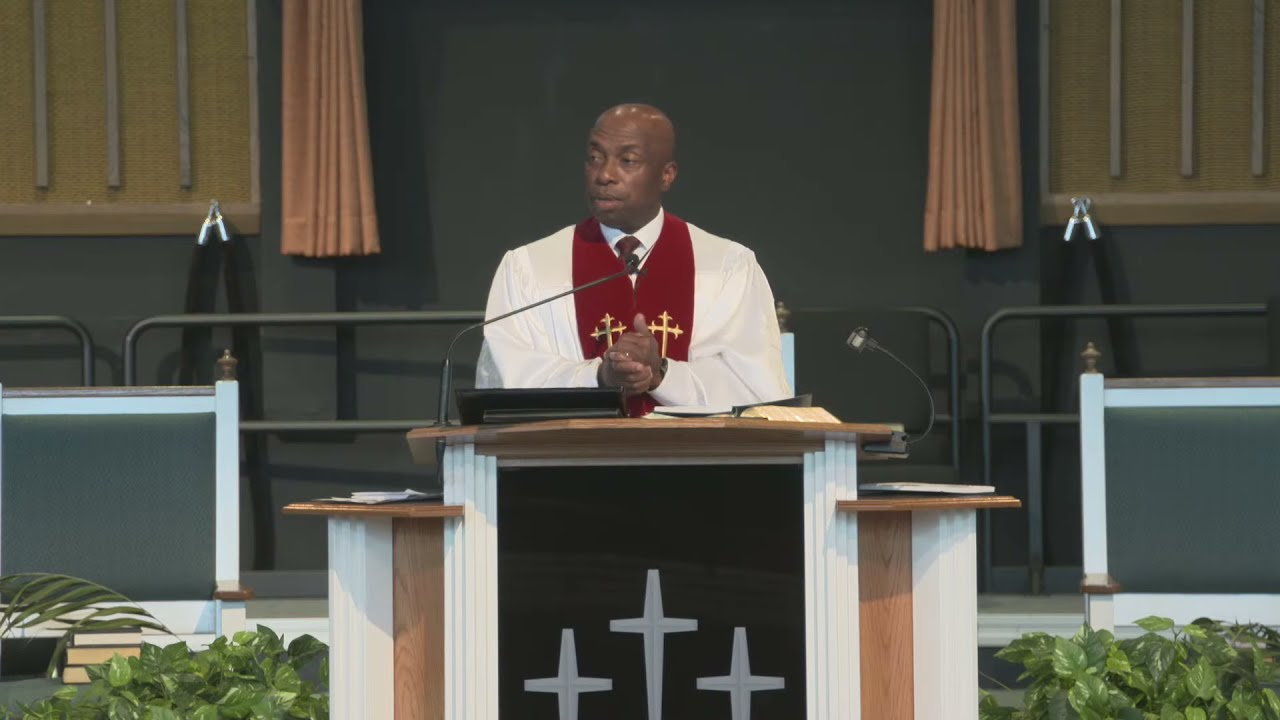 Prepared to Suffer  For Christ by Rev. Bennie B. Ford