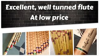 Excellent flute at low price | Bakale Flutes | VIKRAM KUMAR