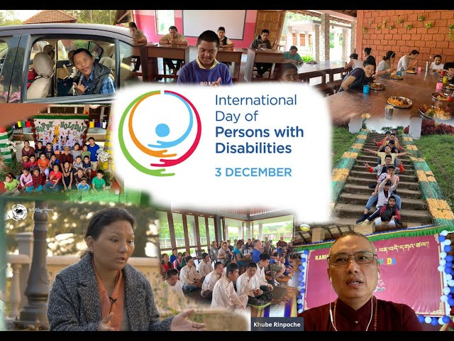 Status of 'People with disability' in exile Tibetan Community