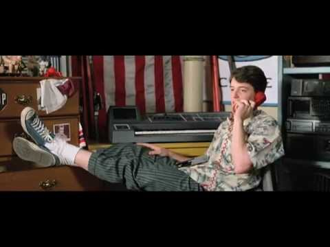 Ferris Buellers Day Off Telephone