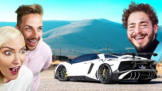Post Malone 's Shocking Car Collection