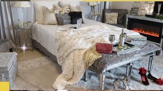 HOW TO CREATE A COZY BEDROOM || BEDROOM  DECOR
