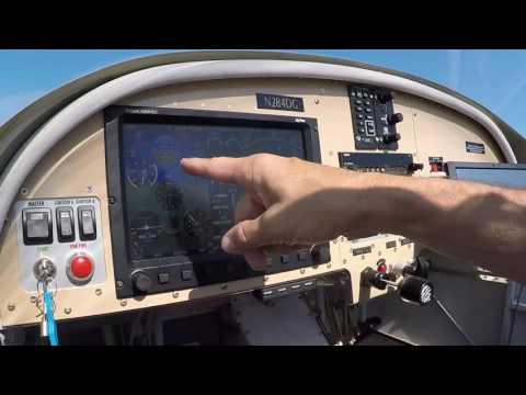 Skyview Faux ILS Intercept