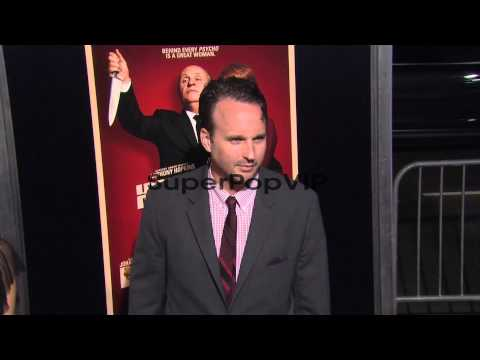 Kai Lennox at Hitchcock Los Angeles Premiere on112012 i...