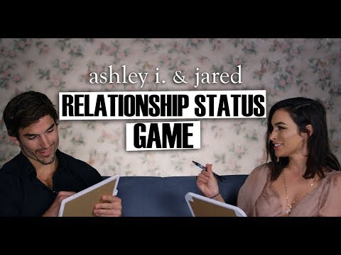 Ashley I's The Story of Us | Relationship Status Game | Ashley & Jared Edition