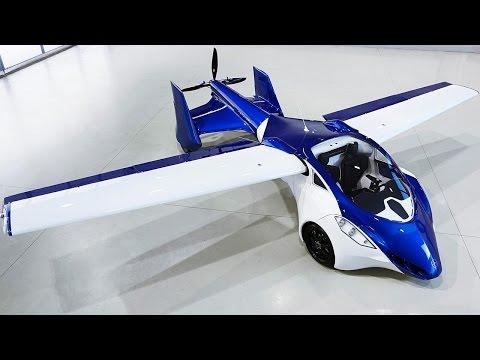 AeroMobil's Flying Cars to Hit Market in 2018