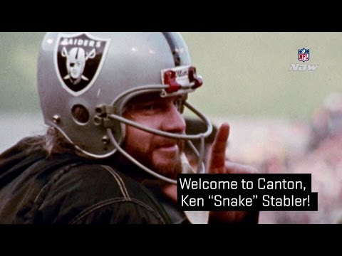 "Who is Ken ""Snake"" Stabler? (Infographic) 