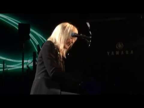 Fleetwood Mac - Songbird At MSG October 7, 2014, New York, NYC