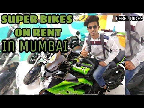 SUPER BIKES ON RENT IN MUMBAI | REBEL RIDES | SID LIFESTYLE