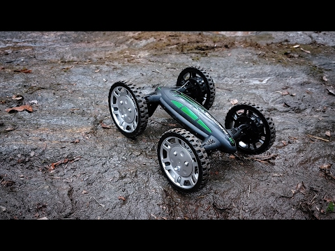 Kingtoys Flying Car Review and How to, Drone Quadcopter 4WD