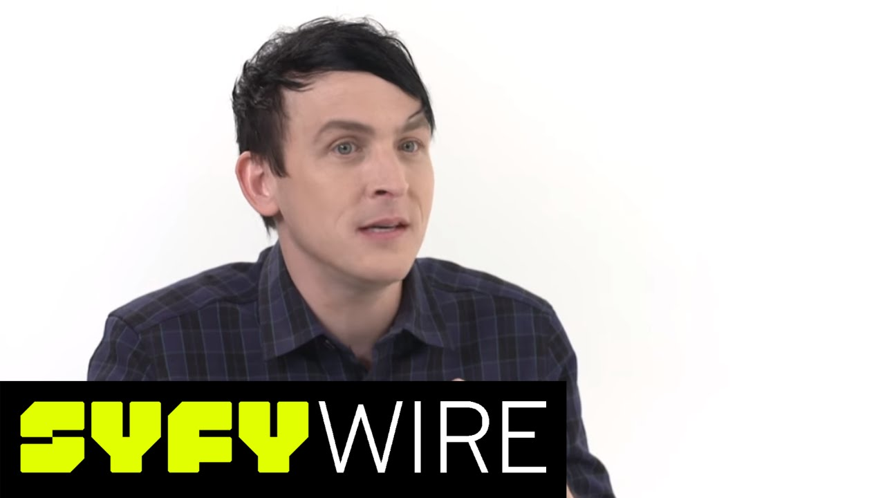 Gotham\'s Robin Lord Taylor On Season 4 and Beyond   SYFY WIRE - YouTube