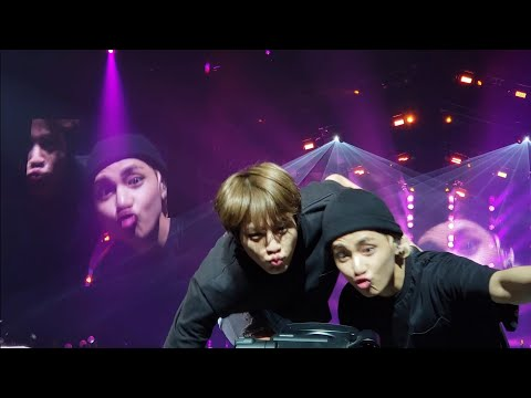 180929 So What @ BTS 방탄소년단 Love Yourself Tour In Newark Fancam 직캠