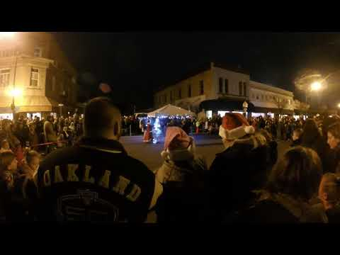 2017 Lassen County Christmas Tree Ceremony (Pt2)