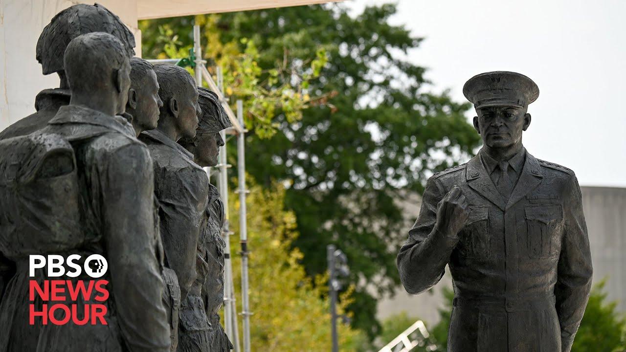 WATCH LIVE: Dwight D. Eisenhower memorial virtual