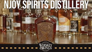 Whiskey and Wings   NJoy Spirits Distillery