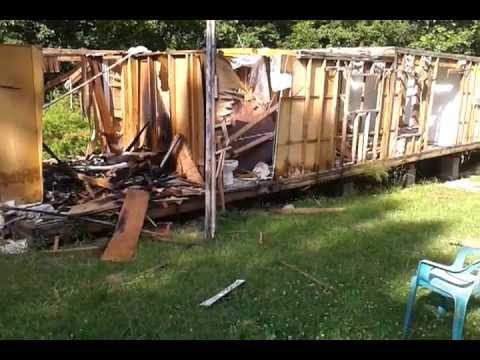 mobile home for scrap - Mobile Home Frame