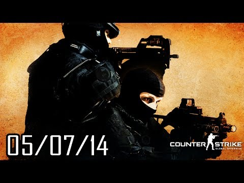 [Live Action] Counter Strike: Global Offensive 5/7/14