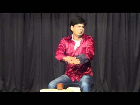 Solo Comedy Act by Rajesh Gupta