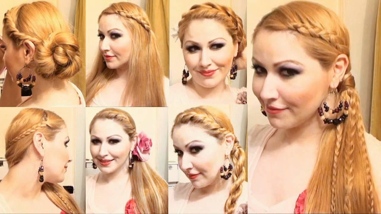 Galerry peinados verano
