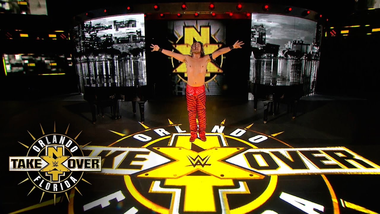 Fans salute Nakamura after WWE Network cameras stop rolling: NXT Takeover Exclusive, April 1, 2017
