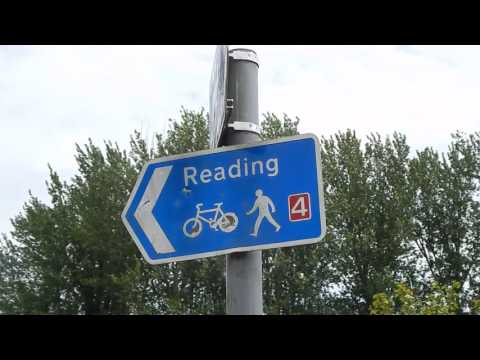 Kennet And Avon Canal: Theale To Reading 20 May 2016