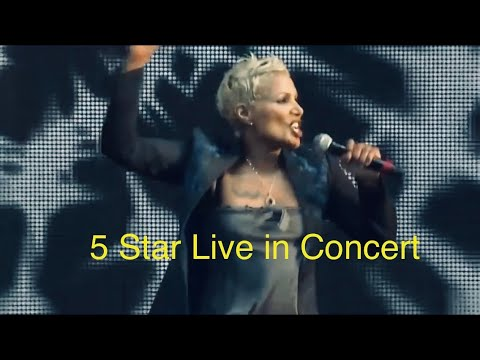 Five Star / 5 Star live at the Lytham Festival 2016