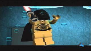 LEGO Star Wars II - The Original Trilogy (Intro)