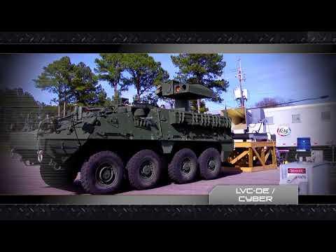 U.S. Army Redstone Test Center Overview
