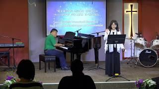 2017-08-06 『望む力!』 (Week 118) Messaged by Pastor Mayumi Yamazaki.