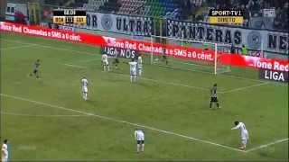 Golos Michael Uchebo 2014-2015 Boavista FC