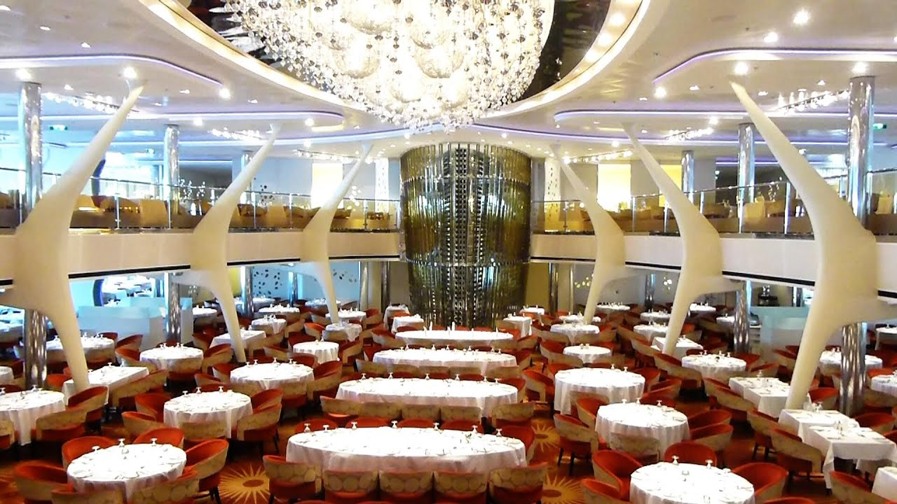 Celebrity Silhouette - The World Awaits Travel
