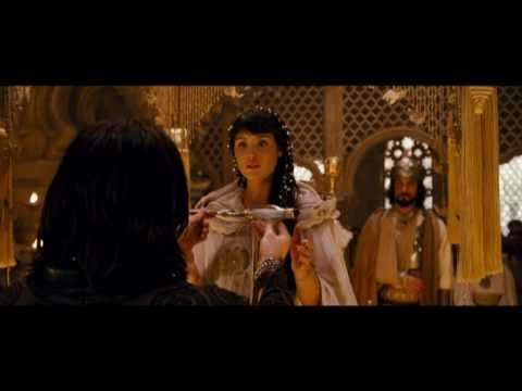 Обнаженные сцены фильма принцесса персии онлайн