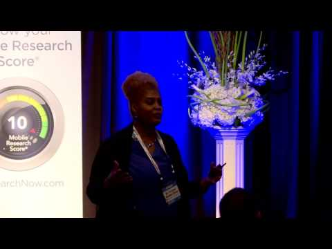 IIeX NA 2015: From Bonding to Bridging - Social Capital and Diversity by Dr. Froswa Booker-Drew