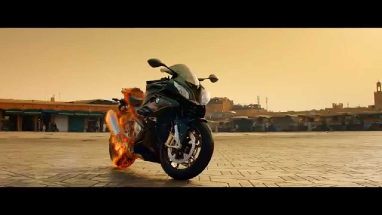 bmw # motorrad s1000rr in # tomcruise mission impossible