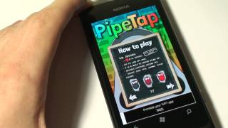 Игры для Windows Phone | PipeTap - WPand.net