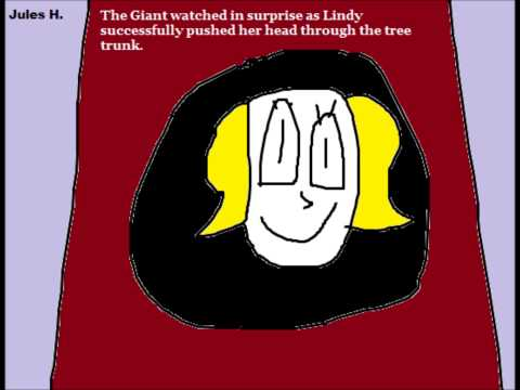 Lindy and the Forest Giant (A Tale from Sweden).