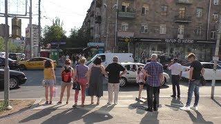 Minchev Vagharshyan poghots, Yerevan, 16.07.19, Tu, Video-2.