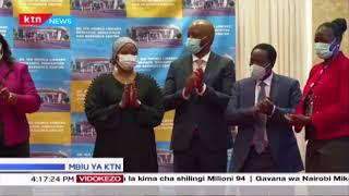 Ida Odinga azindua ujenzi wa maktaba ya kisasa katika shule ya wasichana ya Ogande