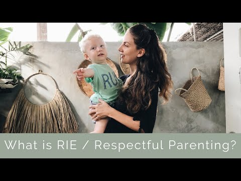 What is RIE parenting? Respectful Parenting explained