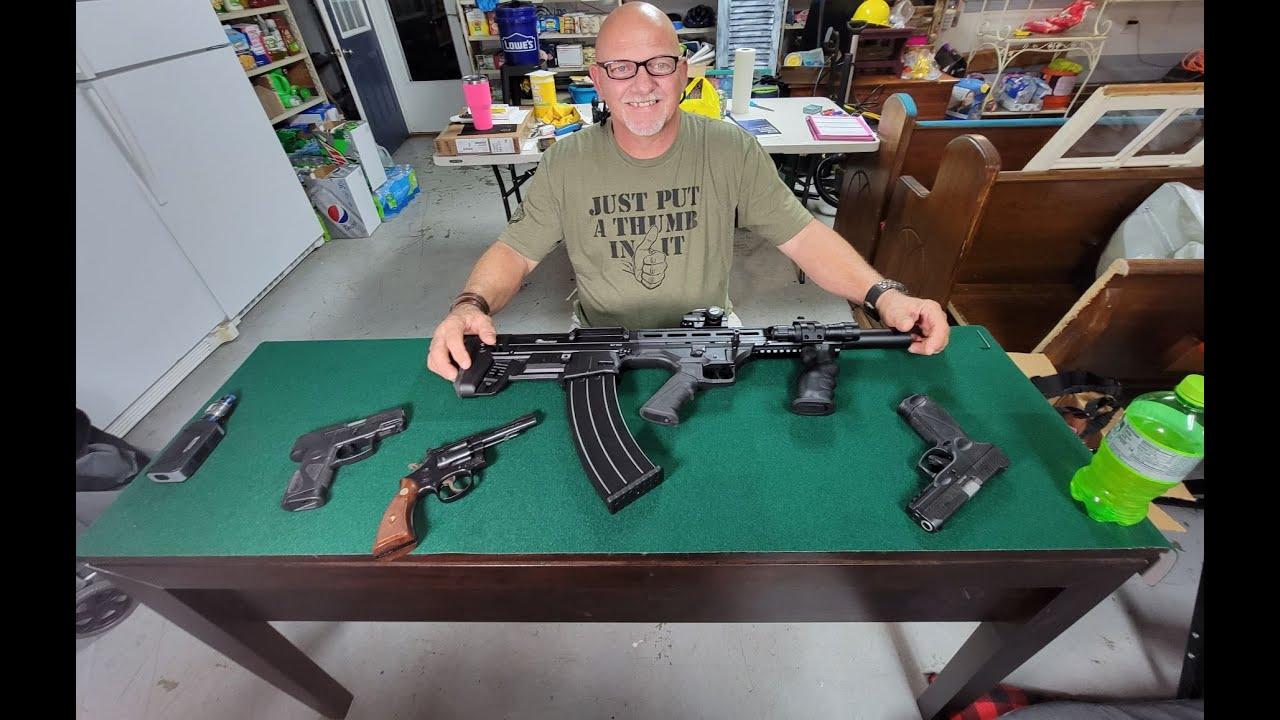 12 GAUGE BLP BULL PUP SHOTGUN SHOOTING AND REVIEW