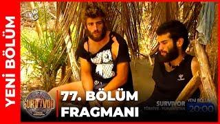 Survivor 77. Bölüm Fragmanı   SURVİVOR'DA YUSUF KRİZİ!