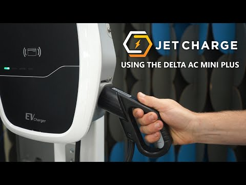 Using The Delta AC Mini Plus | JET Charge