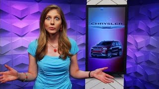 CNET Update - Chrysler recalls 1.4M cars to fix hacking problem