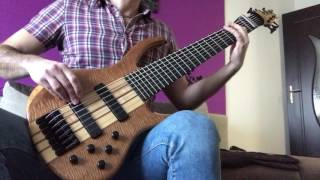 My Dying Bride - A Kiss To Remember (Bass Cover)