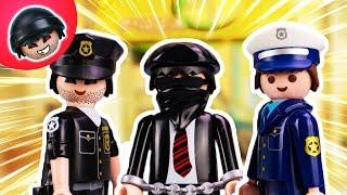 KARLCHEN KNACK #88 - Karlchens Polizei Routine! - Playmobil Polizei Film