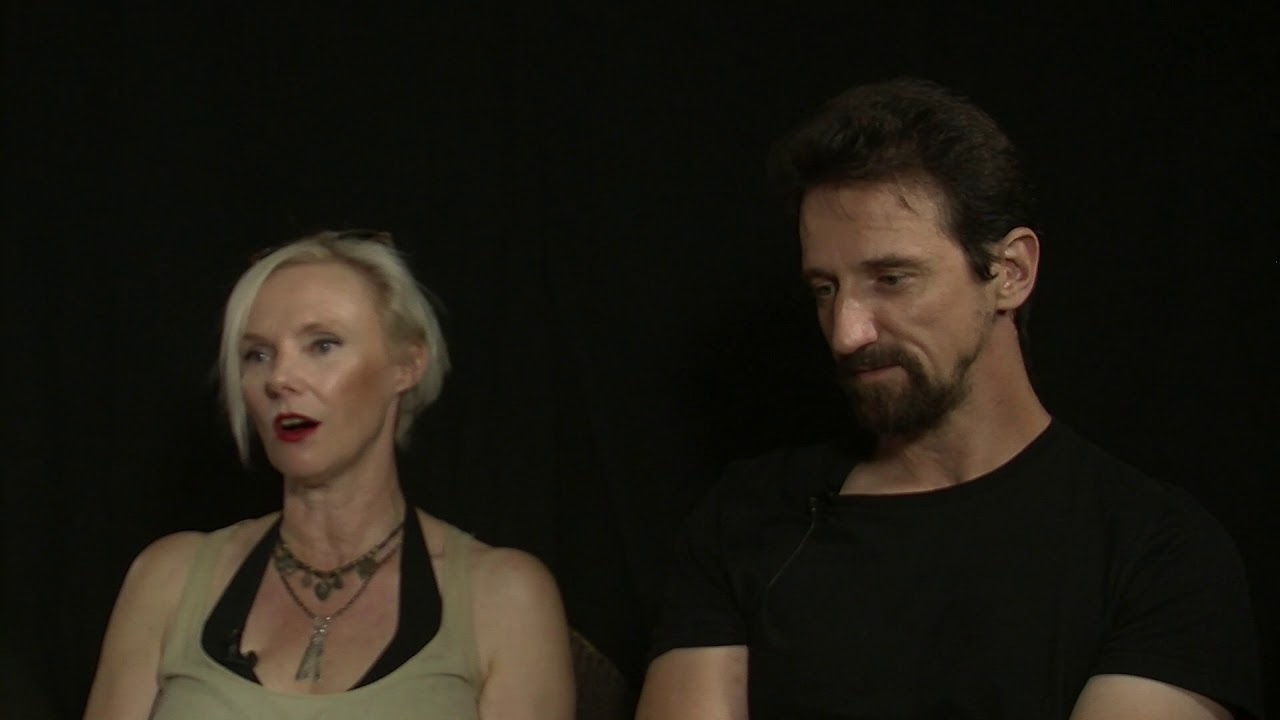 FrightFest 2017 - Where The Skin Lies interview with Michael Boucherie and Joy Harrison