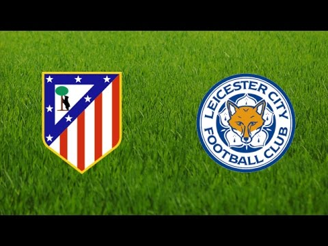 Atletico Madrid vs Leicester City - YPFA Champion League